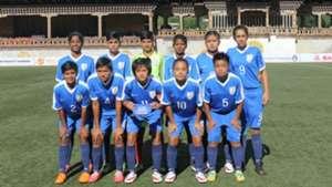 India U-15 women SAFF U-15 Championship