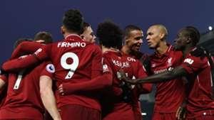 Liverpool vs Crystal Palace EPL 190119
