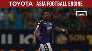 Hà Nội FC Sài Gòn FC Vòng 6 V.League 2018