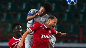 Benedikt Höwedes Lokomotive Moskau Schalke 04 Champions League McKennie 031018