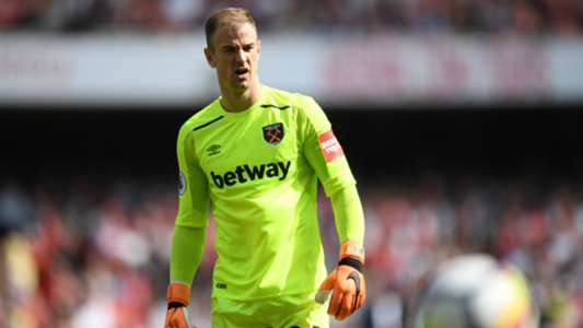 Joe Hart West Ham