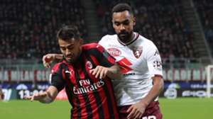 Suso Djidji Milan Torino