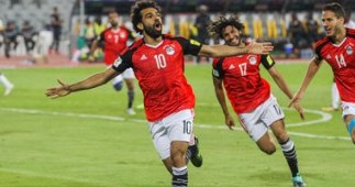 منتخب مصر - محمد صلاح