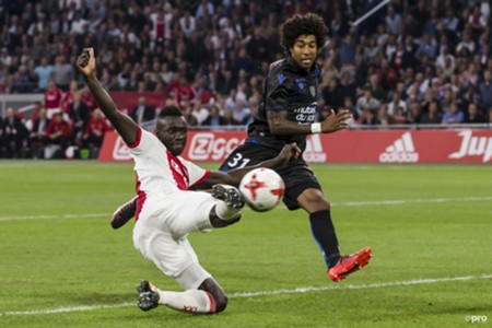 Davinson Sanchez Ajax Nice