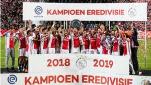 Ajax kampioen, 05152019