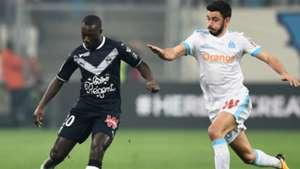 Youssouf Sabaly Morgan Sanson Marseille Bordeaux Ligue 1 18022018
