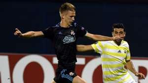 Dani Olmo Dinamo Zagreb 2018-19