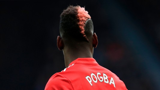 Paul Pogba Manchester United Newcastle United Premier League