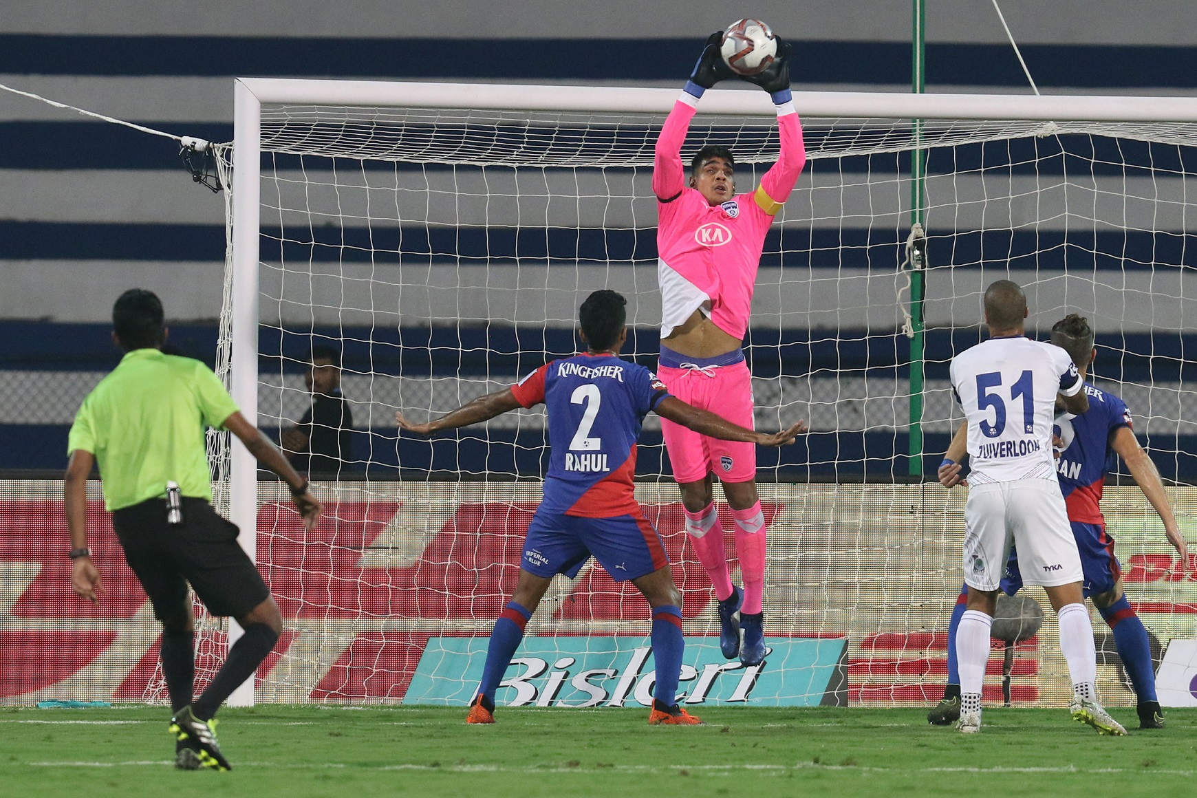 Bengaluru Delhi Dynamos
