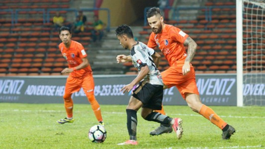 Gonzalo Soto, PKNS FC, Super League, 09/052017