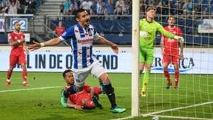 Reza Ghoochannejhad, sc Heerenveen - FC Utrecht, play-offs 05092018