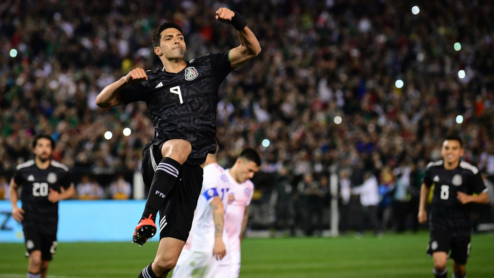 Resultado de imagen para mexico copa de oro final