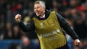Ole Gunnar Solskjaer PSG Manchester United UEFA Champions League 06032019