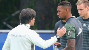 Jerome Boateng DFB Deutschland Germany Training