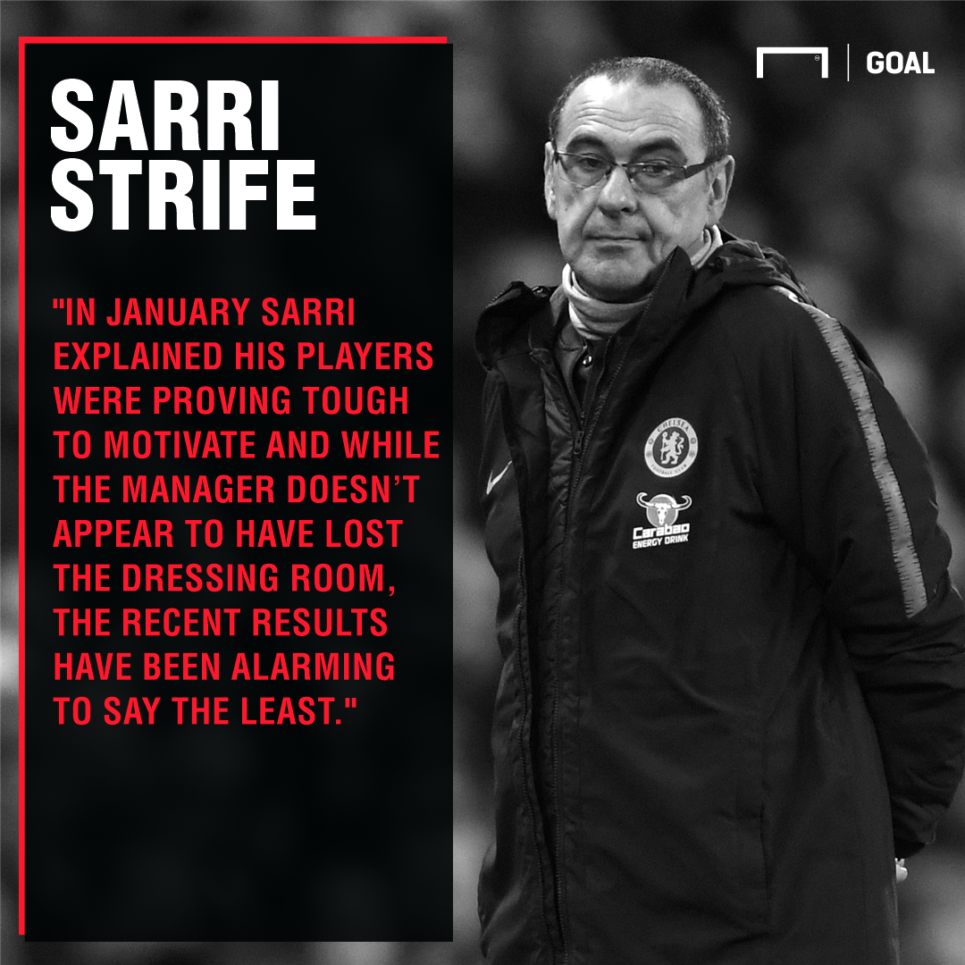 Sarri under pressure at Chelsea - Betting Preview