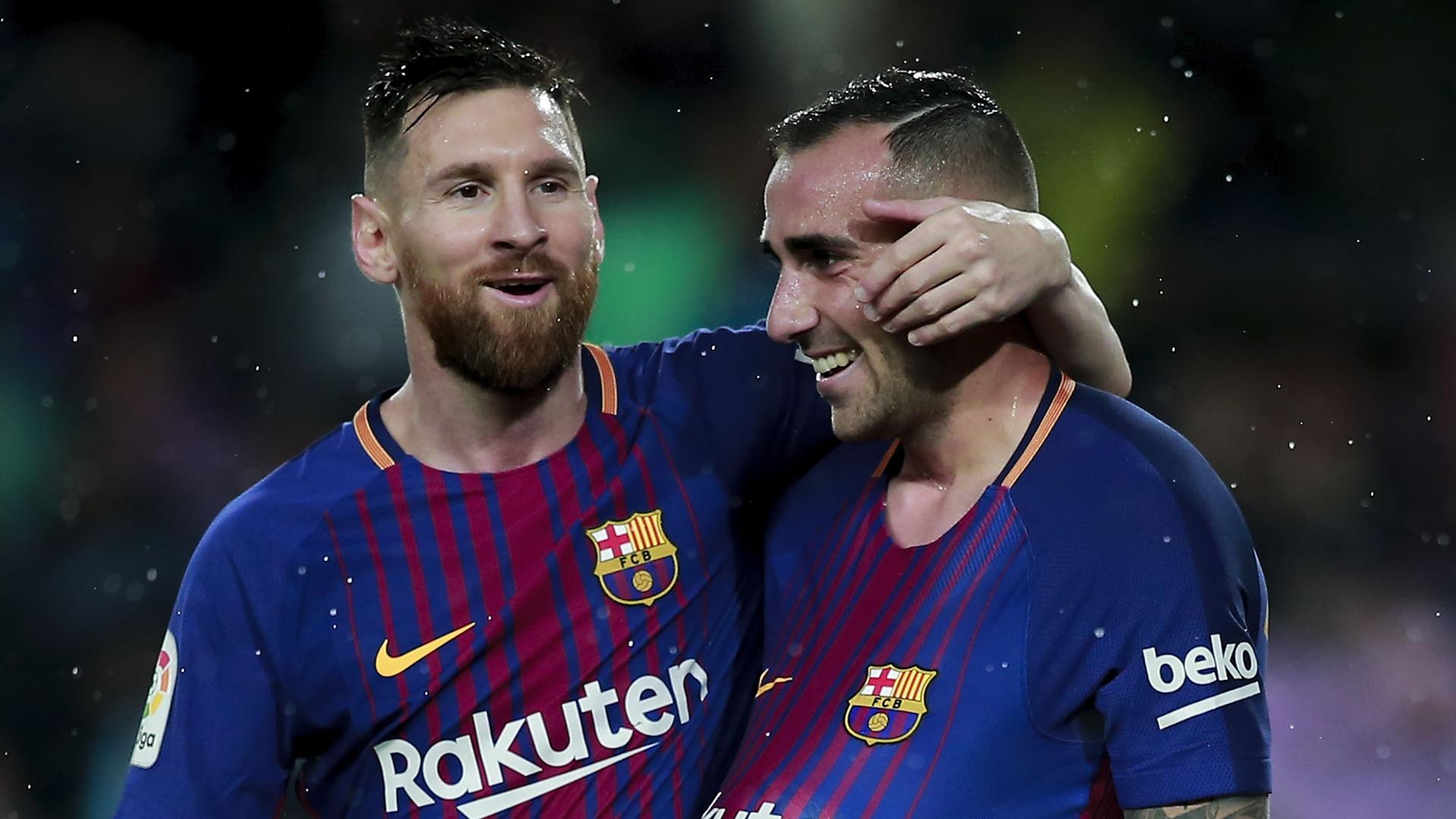 Messi Alcacer Barcelona Sevilla 11042017