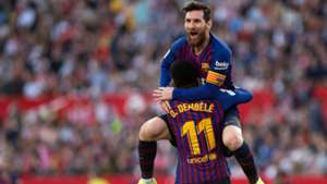 Messi-Show! FC Barcelona ringt FC Sevilla in Sechs-Tore-Spiel nieder