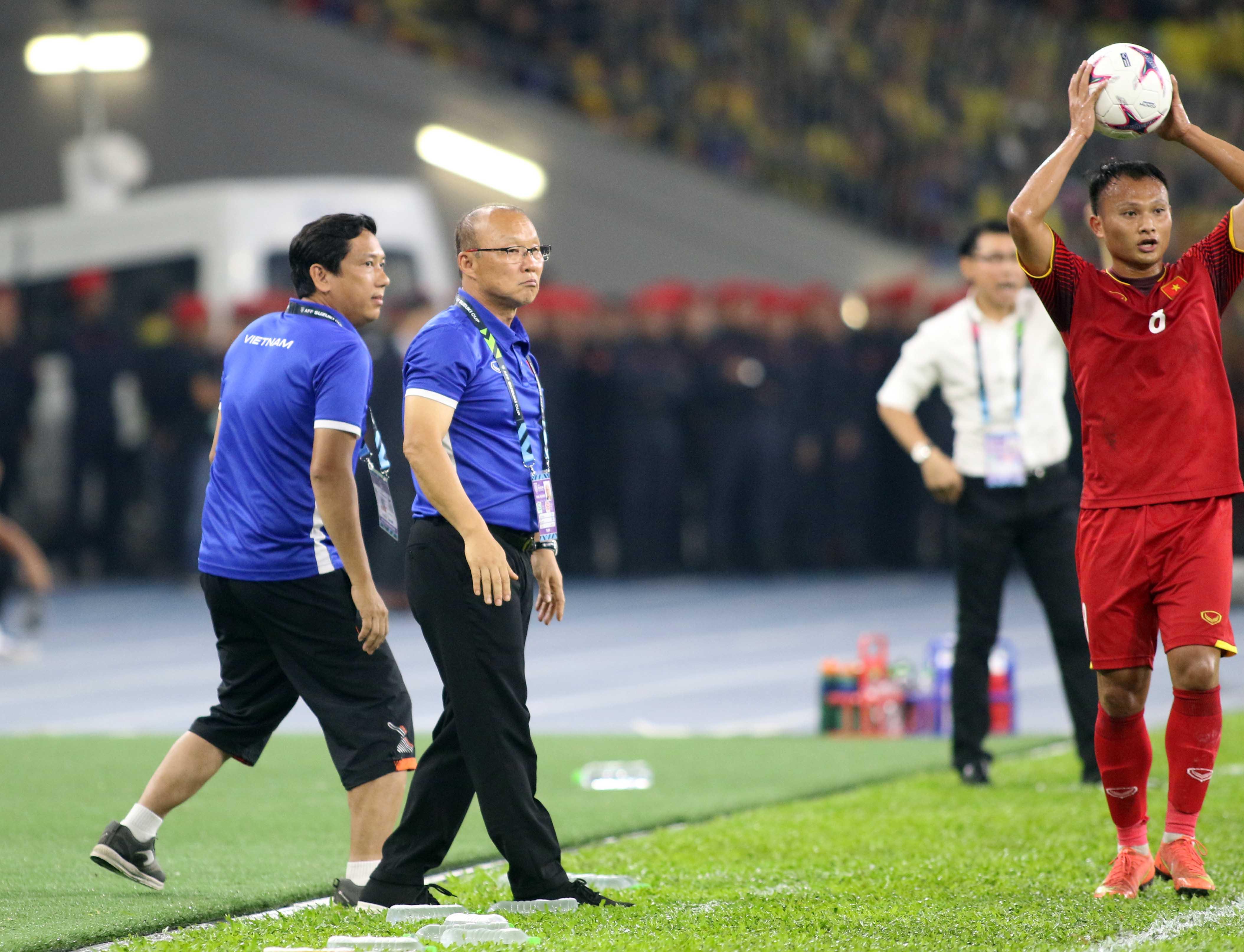 Park Hang-seo Vietnam Malaysia AFF Suzuki Cup 2018 (6)