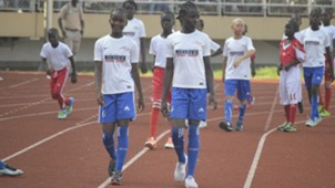 Sarah Ami Monrovia Football Academy