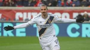Zlatan Ibrahimovic MLS LA Galaxy 04142018