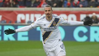 Zlatan Ibrahimovic MLS LA Galaxy 04142018