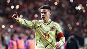 Colombia James Rodriguez