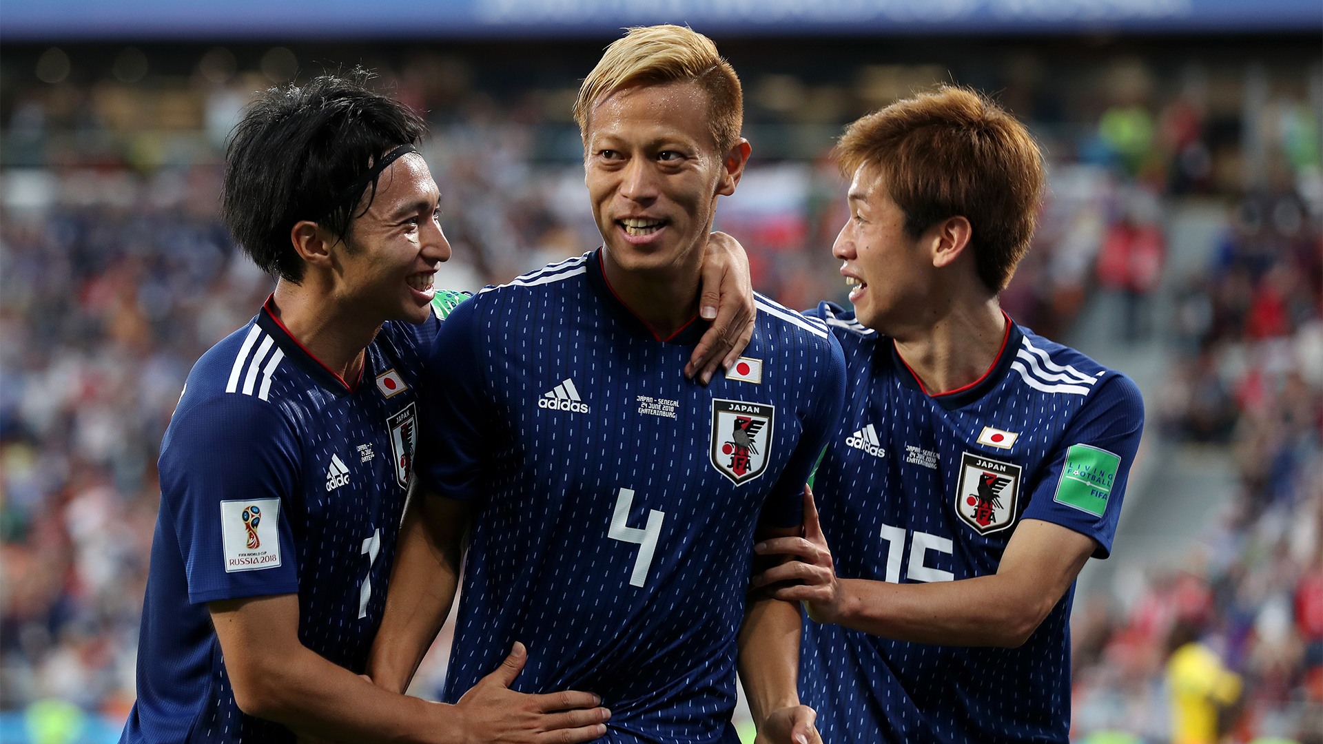 Japan Senegal World Cup 2018