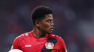 Leon Bailey Bayer Leverkusen 17042018