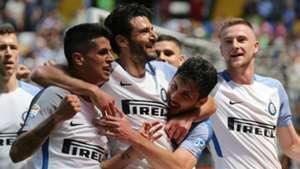 Udinese Inter celeb