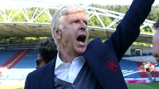 Arsene Wenger Arsenal 2017-18