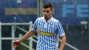 Alberto Grassi, SPAL, Serie A, 25022018