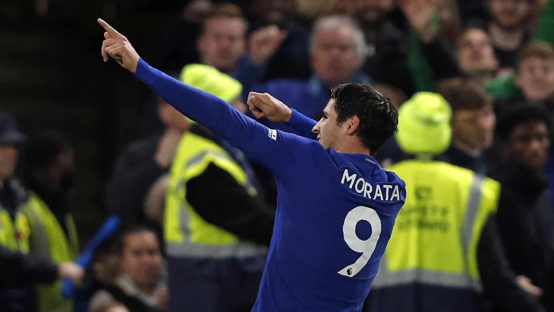 Alvaro Morata, Chelsea