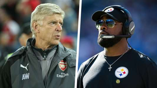Arsene Wenger Mike Tomlin