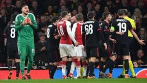 Arsenal Milan UEFA Europa League 03152018