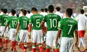 Mexico U17 Chile U17