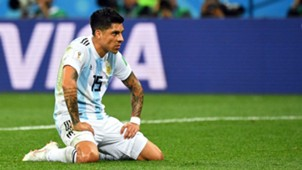 Enzo Pérez Selección argentina 210618