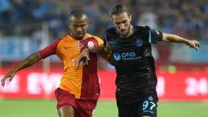 Mariano Yusuf Yazici Galatasaray Trabzonspor