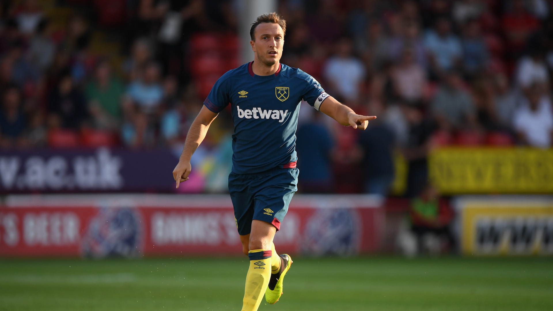 Mark Noble - West Ham United
