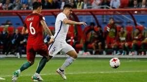 Fonte y Silva. Portugal y Chile 28062017