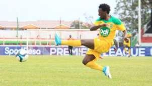 Kevin Kimani of Mathare United.