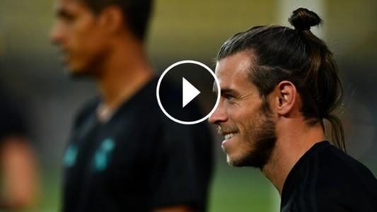 GFX Video Gareth Bale Real Madrid