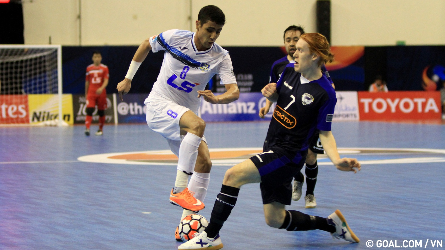 2017 AFC Futsal Club Championship | Thái Sơn Nam 9-2 Vic Vipers