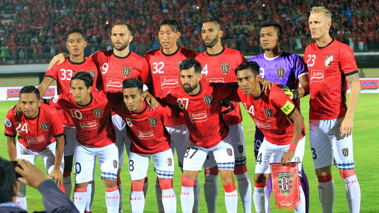 Bali United Rilis Daftar Pemain Untuk Hadapi Chiangrai United Goal Com