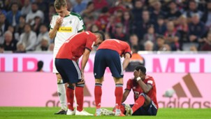 David Alaba FC Bayern München Bundesliga 07102018