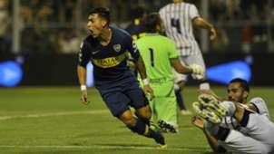 Pavon Boca San Martin de San Juan Fecha 12 Postergado Superliga 31012019