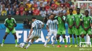 messi nigeria