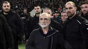 PAOK president Ivan Savvidis