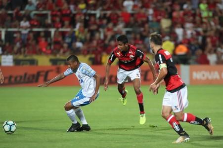 Flamengo Avai Brasileirão 2309 2017