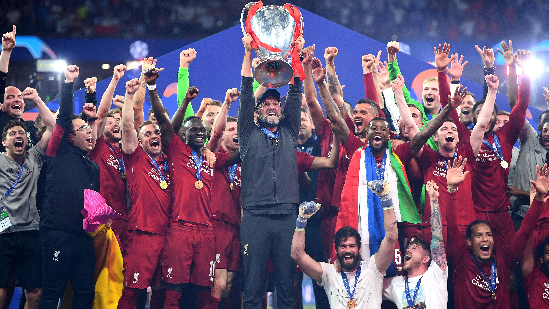 Alisson, Van Dijk, Alexander-Arnold, Henderson and Mane shortlisted for UEFA awards
