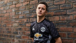 Ander Herrera Manchester United New Kit